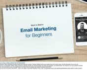 Email Marketing for Beginners Cover Slide